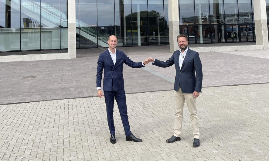 Gastvrij Rotterdam en Week van de horeca openen samen de beursvloer